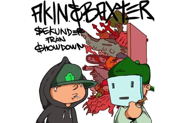 Exklusivt: Akin & Baxter – Sekunder från showdown (Album)