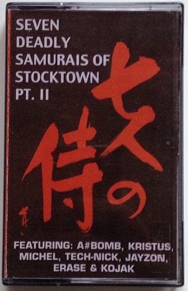 Seven Deadly Samurais Of Stocktown Pt. II