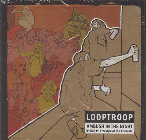 Looptroop - Ambush In The Night [USA vinyl]