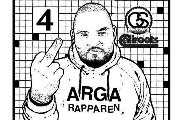 Arga Rapparen 04 – Musikjournalistik