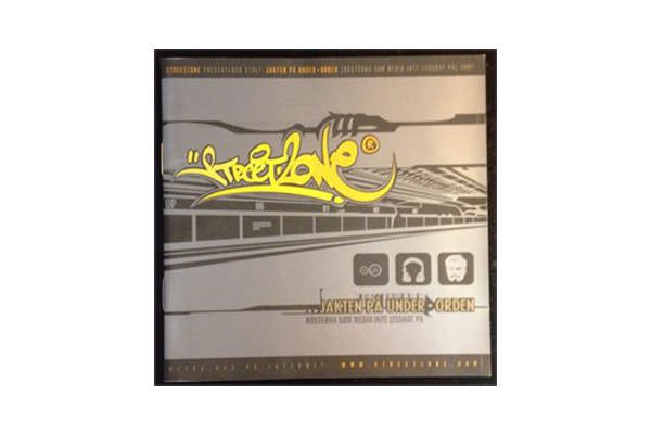 ENTD 11: Streetzone – Jakten På Under-Orden I – V [CD, 2001-2002]