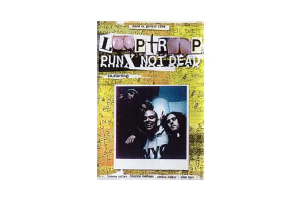 ENTD 17: Looptroop – Punx Not Dead [Kassett/Vinyl, 1998/2006]