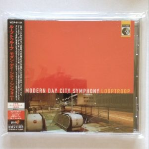Looptroop - Modern Day City Symphony [Japansk CD]