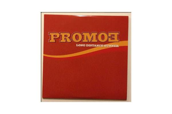 ENTD 40: Promoe – Long Distance Runner [Promo-CD, 2004]