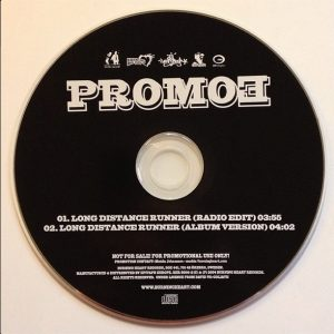 Promoe - Long Distance Runner (CD)