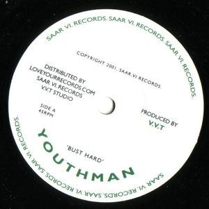 ENTD 49: Youthman/Youthman & Chords – Bust Hard/Diamond Dub [Vinyl, 2001]