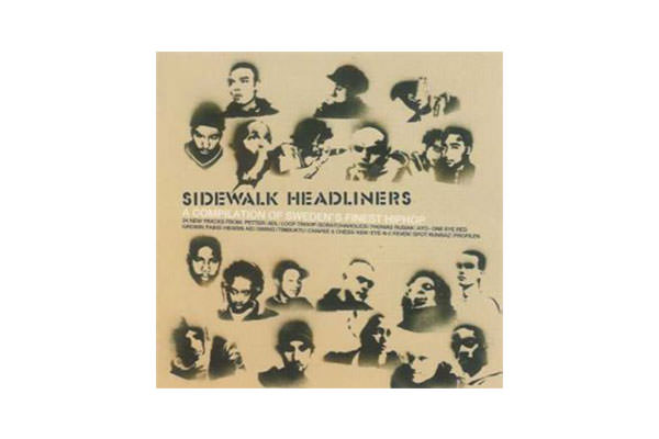 ENTD 28: Sidewalk Headliners – A Compilation Of Sweden's Finest Hiphop [Vinyl/CD, 1998]