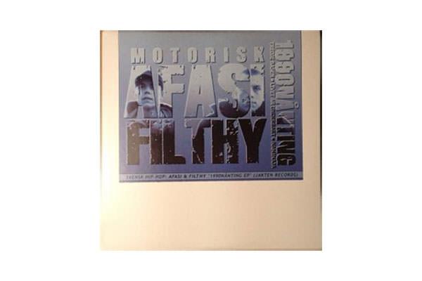 ENTD 21: (Motorisk) Afasi & Filthy – 1990nånting (EP) [CD, 2002/2003]