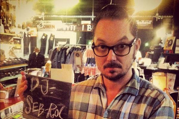 Avsnitt 60 – Seb Roc/Sebastian Woolgar