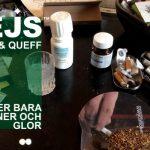 Exklusivt: Fejs med Onda & Queff – Sitter bara ner och glor (MP3)