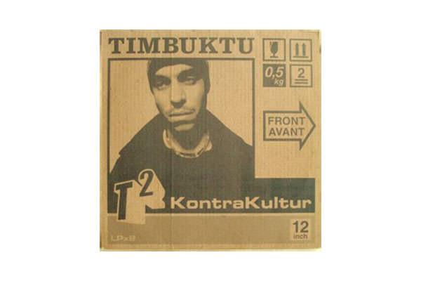 ENTD 37: Timbuktu – T2: KontraKultur [Vinyl/CD/CD, 2000/2000/2001]