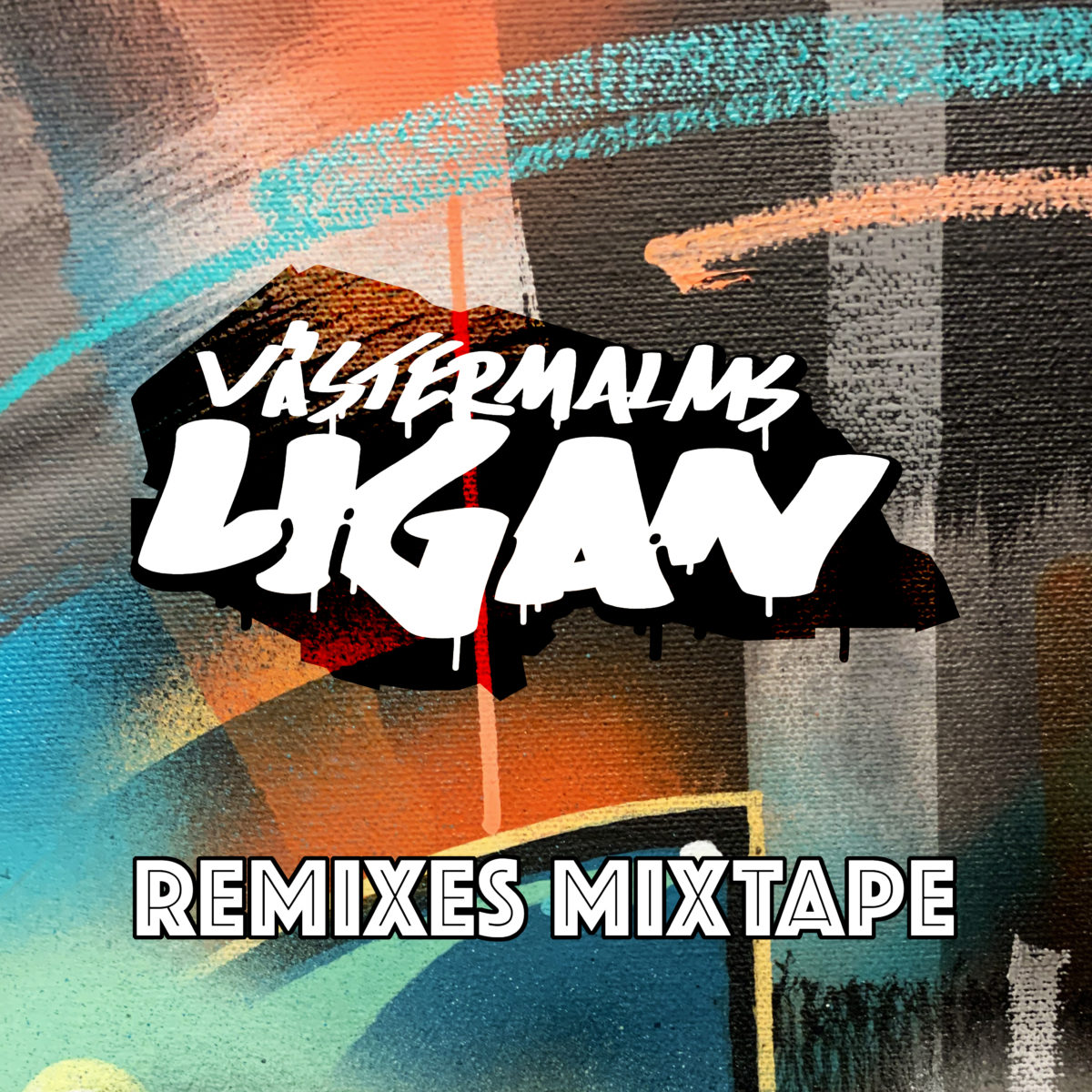 Exklusivt: Västermalmsligan – Remixes Mixtape (Mixtape)